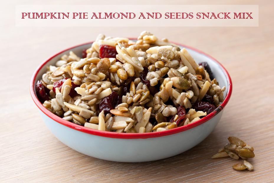 Pumpkin Pie Almond & Seeds Snack Mix