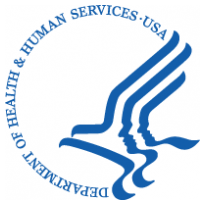 Department of Health and Human Services USA Logo