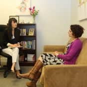 A doctor providing eating disorder treatment in Los Angeles