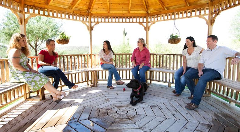 Rosewood Ranch Eating Disorder Treatment In Wickenburg Arizona