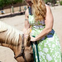 Horse Showing Trust - Equine Therapy - Rosewood Centers For Eating Disorders